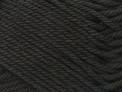 Patons Black - Cotton Blend 8 ply Yarn (2)