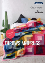 Throws and Rugs - Patons Knitting Pattern (357)