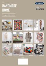 Handmade Home - Patons/Panda Knitting Pattern (358)