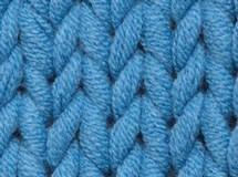 Panda Soft Cotton Chunky Yarn - French Blue (2)