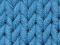 Panda Soft Cotton Chunky Yarn - French Blue (2)