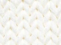 Panda Soft Cotton Chunky Yarn - Optical White (3)