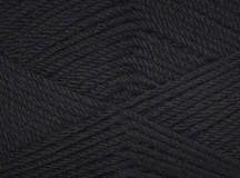 Patons Dreamtime Merino 4 Ply Wool   - Black (4969)