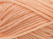 Patons Dreamtime Merino 8 Ply Wool  - Soft Orange  (2962)