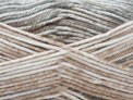 Panda Magnum Soft Prints 8 Ply Wool -  Natural Print (1412)