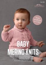 Baby Merino Knits - Shepherd Knitting  Pattern (2004) cover
