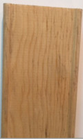PN4064147 84'' interior pine mull for tdm style casement  5/8''thick & 2 1/4'' wide