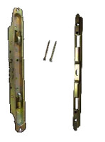 lock: Two-point lock HWML01 and strike HWMS01 for doors ( August 1 2013 to present )