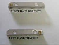sash bracket for duel arm operator with screws for units through 3/18/08