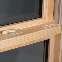 SET OF LINCOLN JAMBLINERS WITH BALANCES INSTALLED (FOR SASH KITS) EASY TILT 2007 TO PRESENT