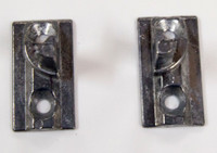 Set of tilt pins  with screws included (1) LH 104492 & (1) RH 104490 for any Lincoln series double hung from 1995 to 2004