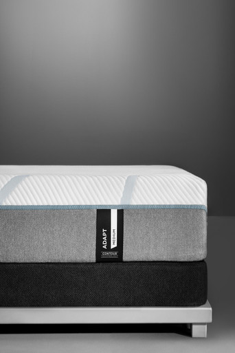 Tempur-pedic Adapt Medium Mattress Set