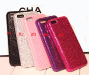 Iphone 5c ---- Glitter Bling Bling Back Case