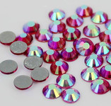AB Fuchsia -- Hotfix Glass Crystal Rhinestone -- 1440 pcs / Pack Flatback Round High Quality Compare to SWAROVSKI