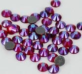 AB Red -- Hotfix Glass Crystal Rhinestone -- 1440 pcs / Pack Flatback Round High Quality Compare to SWAROVSKI