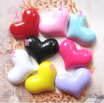8 pcs Cute Japanese Kawaii Flat Back Resin Cabochons  --  lovekitty