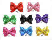 1 pc 3D Blinged Out  Large Size Hello Kitty BOW ----  lovekittybling
