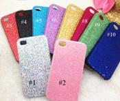 Iphone 5 ----  Bling Bling Back Case  --- by lovekittybling