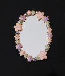 1 pc  Mirror bling bling deco piece -- by lovekitty