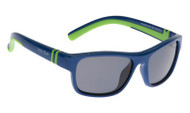 Ugly Fish Junior Polarised Sunglasses PK699 Blue Frame Smoke Lens