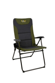 Oztrail Resort 5 Position Jumbo Recliner