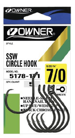 Owner SSW Circle Hook