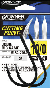 Owner Jobu Hooks (Pocket Pack)