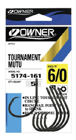 Owner MUTU Tournament Hooks