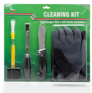Force Ten Fish Cleaning Kit