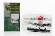 Force Ten Flathead Fishing Tackle Pack