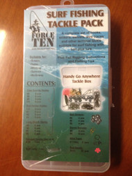 Force Ten Freshwater Fishing Tackle Pack
