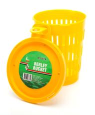 Force Ten  Yellow Burley Bucket