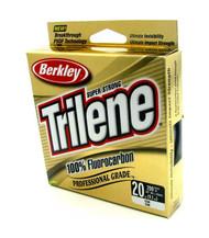 Berkley Trilene 100% Fluorocarbon fishing line 12lb x 200yd