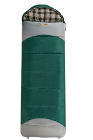 Oztrail Lake View Jumbo Hooded -2 Sleeping Bag