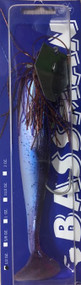 Bassman Spinnerbait Fishing Lure Jaw Knocker  Mumbler Series 1/2 oz.