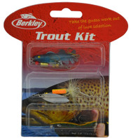 Berkley Trout Lure Kit
