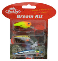 Berkley Bream Lure Kit