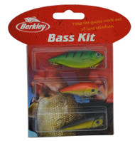 Berkley Bass Lure Kit