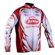 Berkley Pro Fishing Mens Long Sleeve Shirt