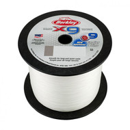 Berkley X9 Braid Fishing Line Bulk Spool 2000M