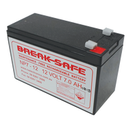 Breaksafe Battery 12V 7A/H