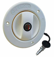 Aquatouch Fuel Filler White
