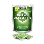 Thetford Aqua Kem Green Zip Bag Sachets
