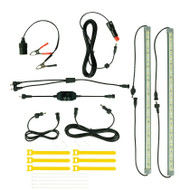 Oztrail 12V 2 Bar LED Kit