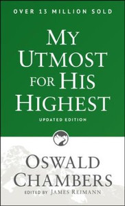 My Utmost for His Highest by Oswald Chambers, Updated edition