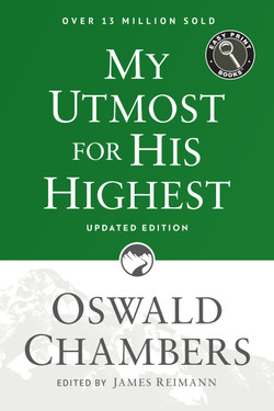 My Utmost for His Highest, Large Print Updated by Oswald Chambers
