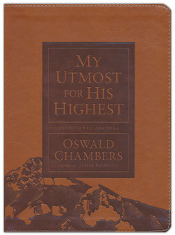 My Utmost for His Highest, Journal by Oswald Chambers