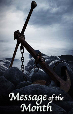 We Have an Anchor by Martha Kilpatrick