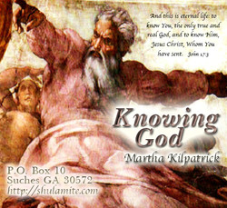 Knowing God CD Series