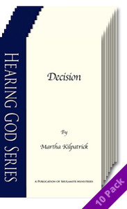 Decision (10 Pack) by Martha Kilpatrick